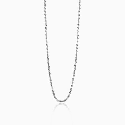 Thin rope chain unisex chains